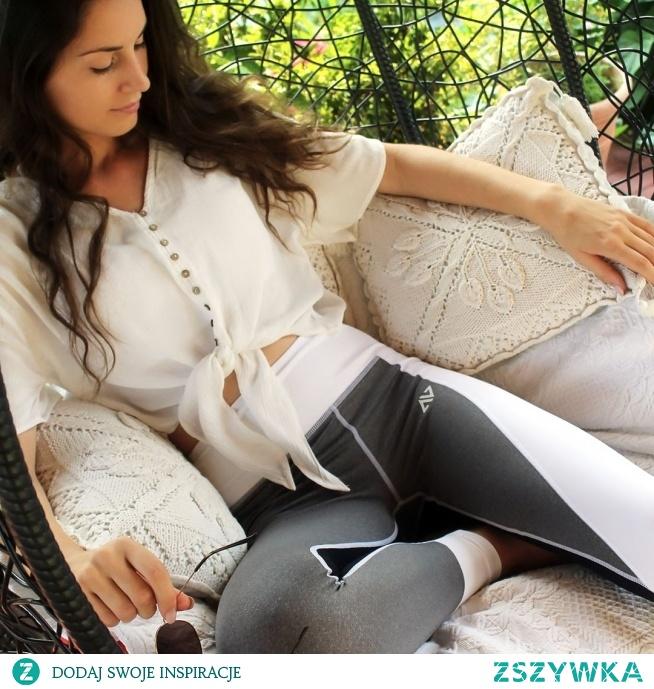 Wygodne, oddychające, miękkie, elastyczne, czyli przepis na Twoje idealne legginsy :-)