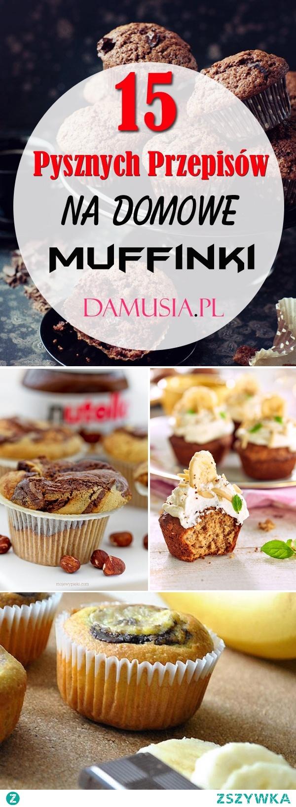 15 Pysznych Przepisów na Muffinki