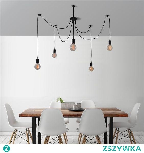 Lampa Pająk. Producent 4fundesign.com