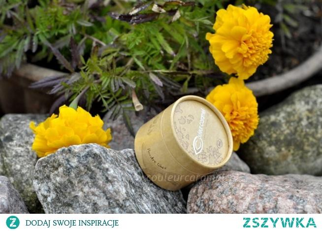 Naturalny puder biomineralny Couleur Caramel