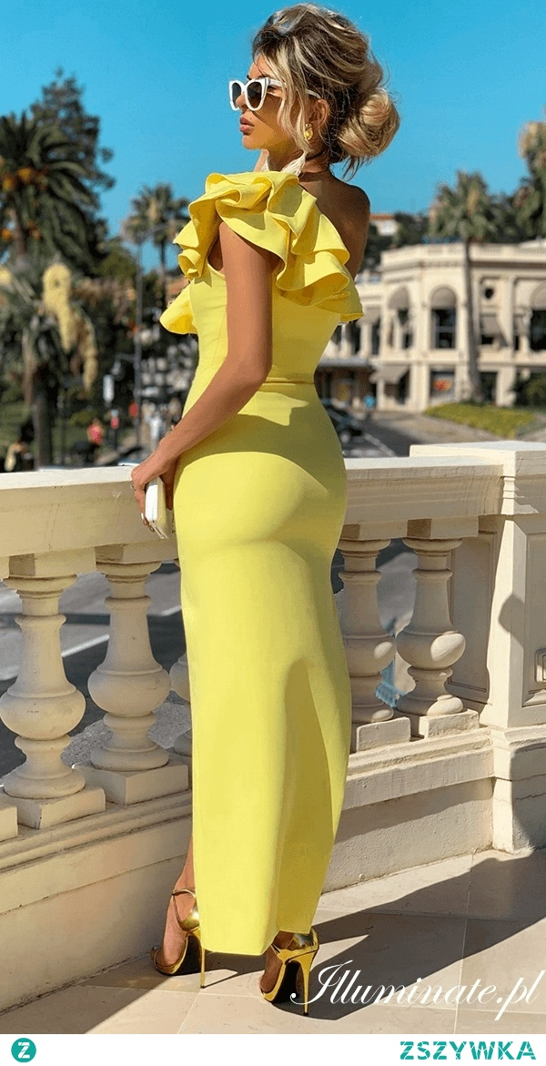 Wyjątkowa sukienka na każdą okazję z kolekcji Illuminate.pl