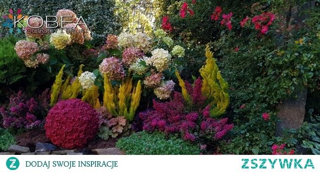 Jesienne aranżacje-ciepłe barwy babiego lata Dekoracje i ozdoby do ogrodu
