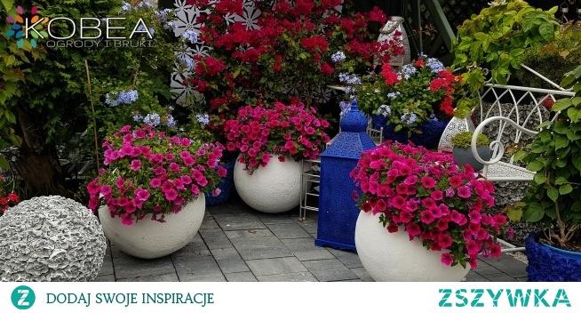 Dekoracje i ozdoby do ogrodu -Kobea Ogrody i Bruki