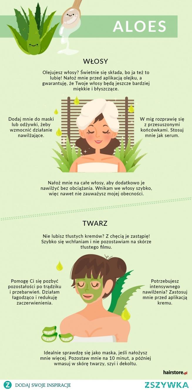 Aloes - dlaczego warto go stosować