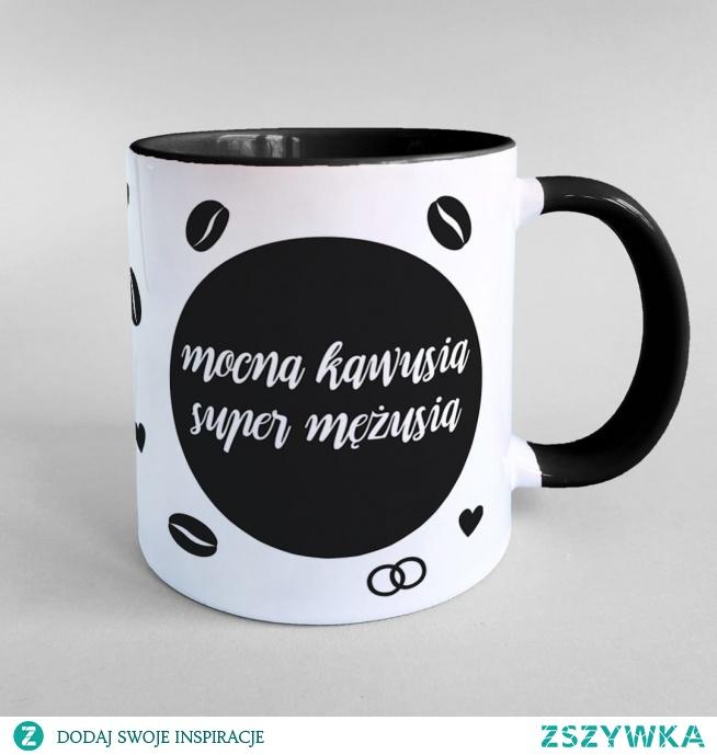 Mocna kawusia super mężusia