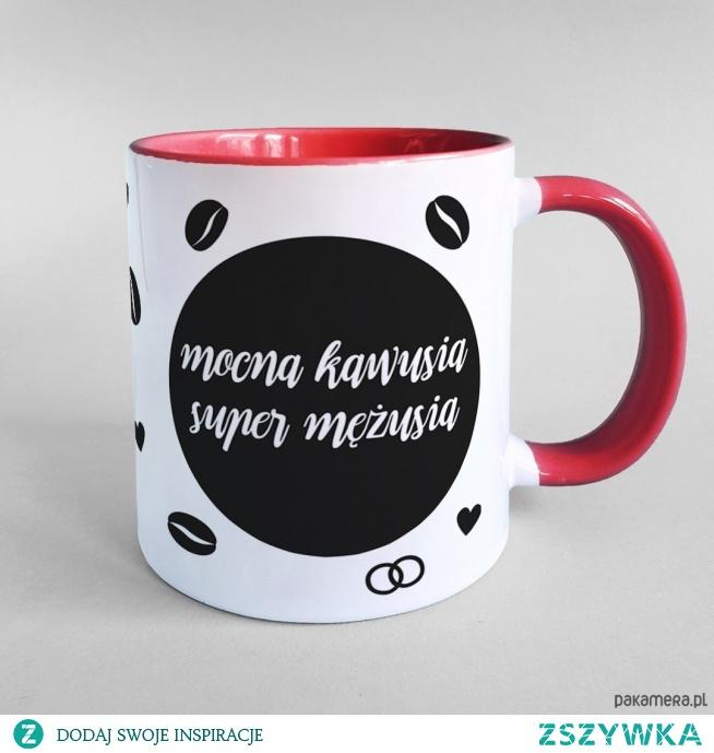 MOCNA KAWUSIA SUPER MĘŻUSIA - KUBEK