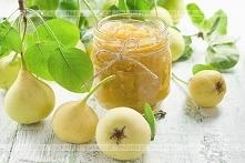 Konfitury z gruszek i cytryn