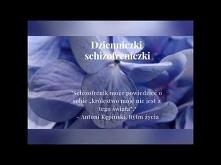 Schizofrenia - moje omamy  ...