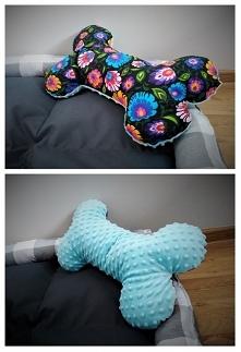poduszka kostka handmade jako gratis