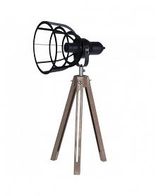 Lampa Stołowa na Trójnogu