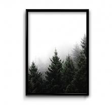 Deep forest #2 - plakat