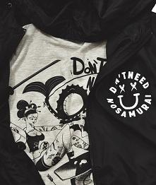 T-shirt Watatsumi Grey Long...