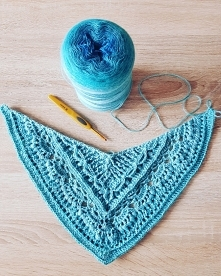 #crochet #allyana #shawl #c...
