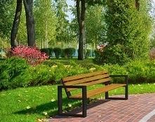 Ławka parkowa