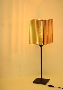 Lampa nocna Cube stołowa la...
