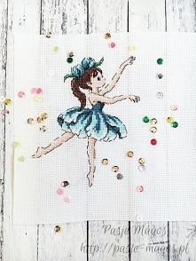 haftowane baletnice <3