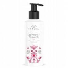 ROSADIA Żel myjący do twarzy z hydrolatem z róży damasceńskiej 150ml