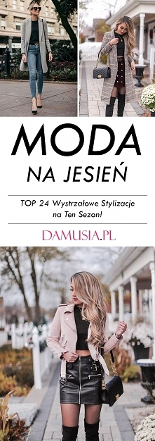 Moda na Jesień 2019 – TOP 2...