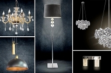Jak Wam się podobają lampy ...
