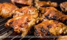 Kurczak z grilla mocno arom...