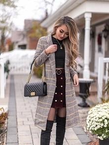 piękny płaszczyk