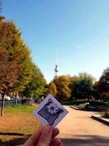 Skrawki w Berlinie