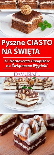 Pyszne Ciasto na Święta – T...