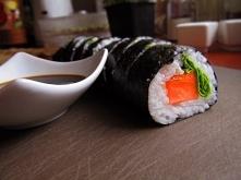 bezrybne sushi