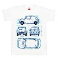 koszulka MINI BLUE tshirt