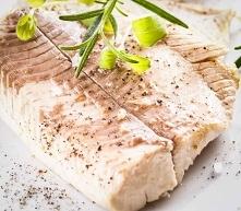 Pieczony filet z soli