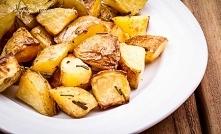 Pieczone ziemniaki Marka