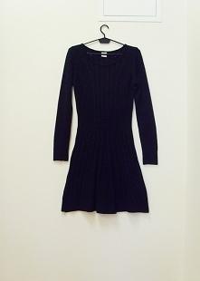 Sukienka dzianinowa - klikn...