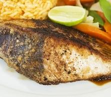 Pieczony filet z ryby Danuty