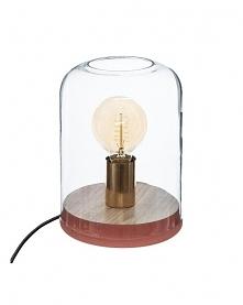 Lampa Stołowa z Żarówką Róż