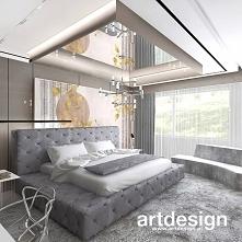 Jak urządzić dużą, wygodną sypialnię | LEAVE NO STONE UNTURNED | Wnętrza domu