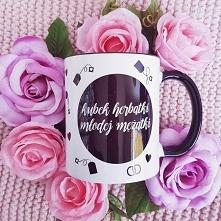 kubek herbatki młodej mężat...