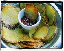 Domowe chipsy ziemniaczane ...