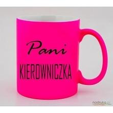 Kubek dla Pani Kierowniczki...