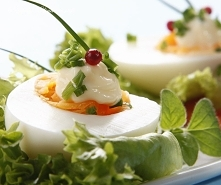 Jajka według Kornelii