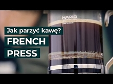 French press - jak zaparzyć...