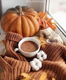 CO najbardziej lubicie w jesieni?