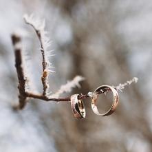 Zimowy ślub – dekoracje, pa...
