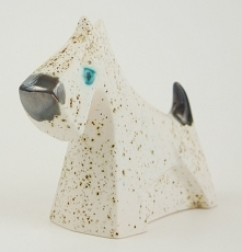 Sznaucer - pies na biżuterię