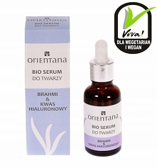 Naturalne BIO SERUM do twar...