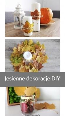 dekoracje DIY w 10 minut!