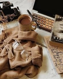 Poranek przy kawie ☕️