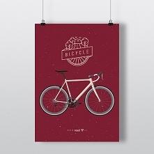 Plakat ROWER SZOSA  50x70cm