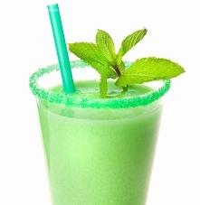 Zielony koktajl Dominiki