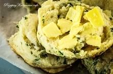 Czosnkowe masło