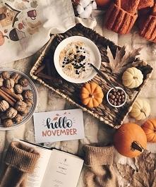 Witaj listopadzie!